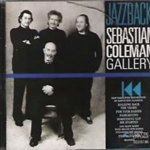 """Jazz back"" , Sebastian Coleman Gallery , feat. Antonio Marangolo, Roberto Manuzzi, Flavio Piscopo -SetteOttavi editore, 2005"