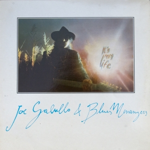 """It's my life"", Joe Galullo & Blues Messangers, feat. James Tomphson, Lele Barbieri – 1986"
