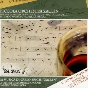 """""""Piccola Orchestra Zaclèn"""", feat. Simone Castiglia, Davide Castiglia, Federico Martoro, Massimiliano Rossi – Sheherazade, Egea, 2008"""