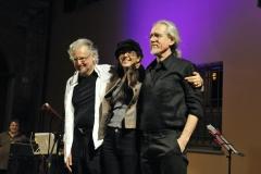 con Tommaso Lama, Barbara Martini